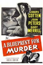 A Blueprint for Murder 1953 DVD - Joseph Cotten / Jean Peters